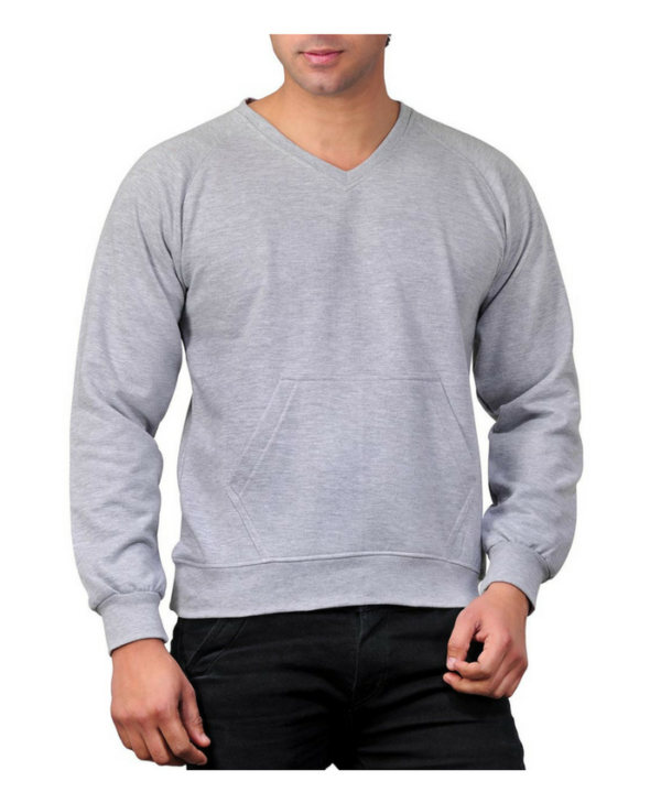 V neck SweatShirt Manufactures, Suppliers in Bangalore